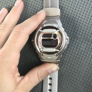 G-Shock Accessories - Champagne Baby G